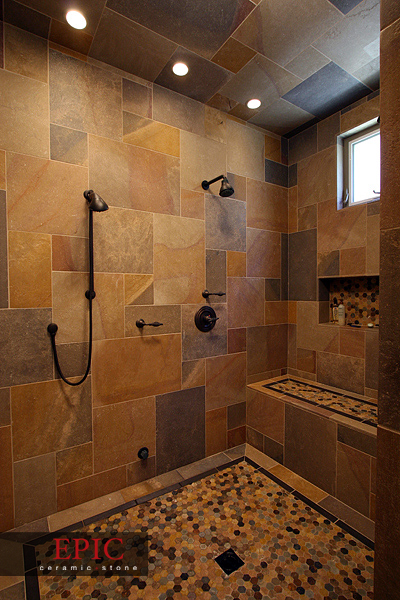 Selecting bathroom tile 5 things you should know epic ceramic stone - Things to know when choosing ceramic tiles for your home ...